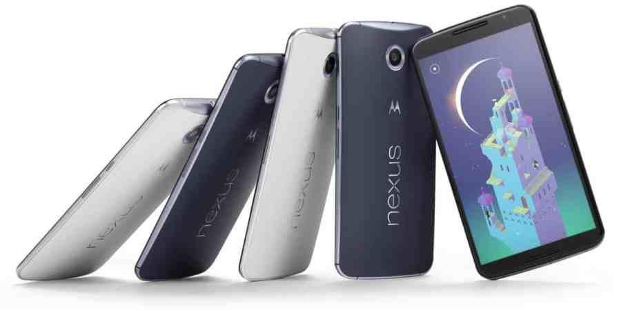 Nexus 6 już wyprzedany!
