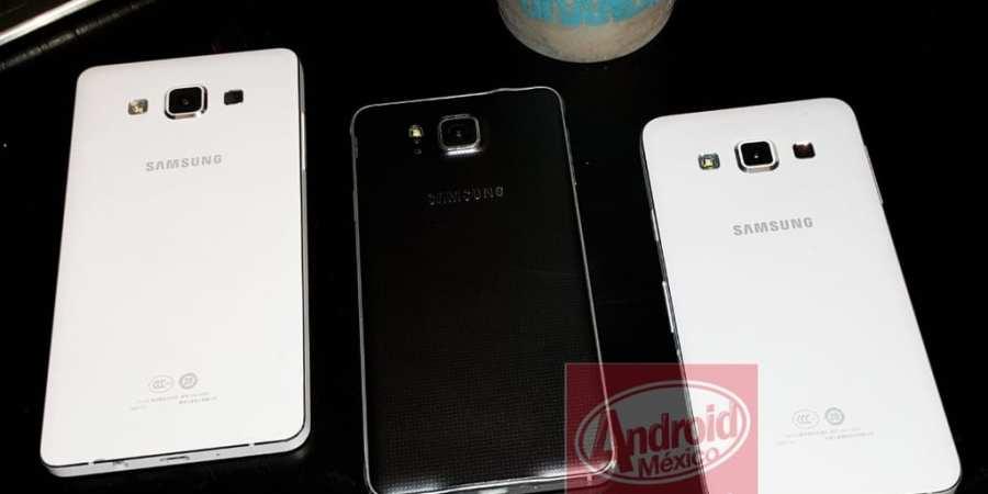 Wyciekły zdjęcia nowych smartfonów z serii Samsung Galaxy