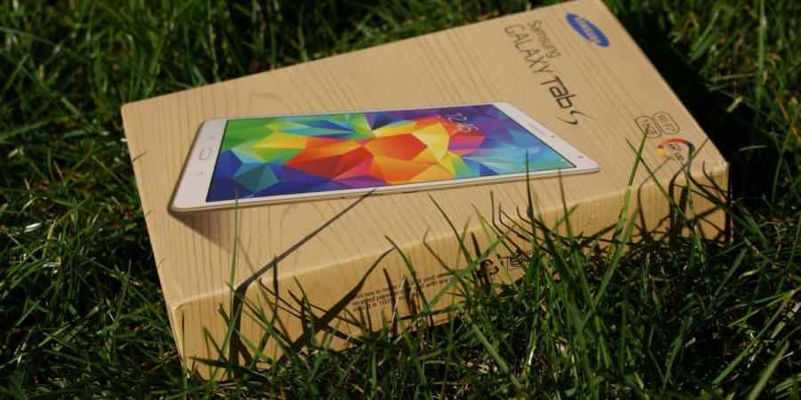 Samsung Galaxy Tab S 8.4 WiFi – Recenzja