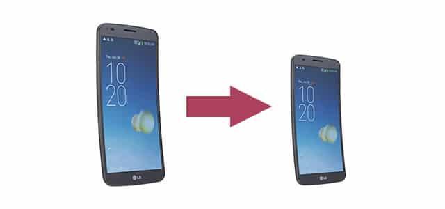 LG G Flex w wersji mini – kolejny zakrzywiony smartfon?