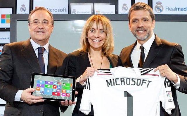 Microsoft i Real Madryt podpisują umowę o współpracę