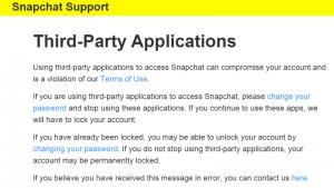 Snapchat_lock