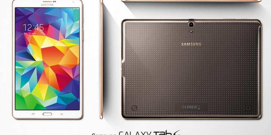 Galaxy Tab S za 50% jeśli w sierpniu nie miałeś szczęścia