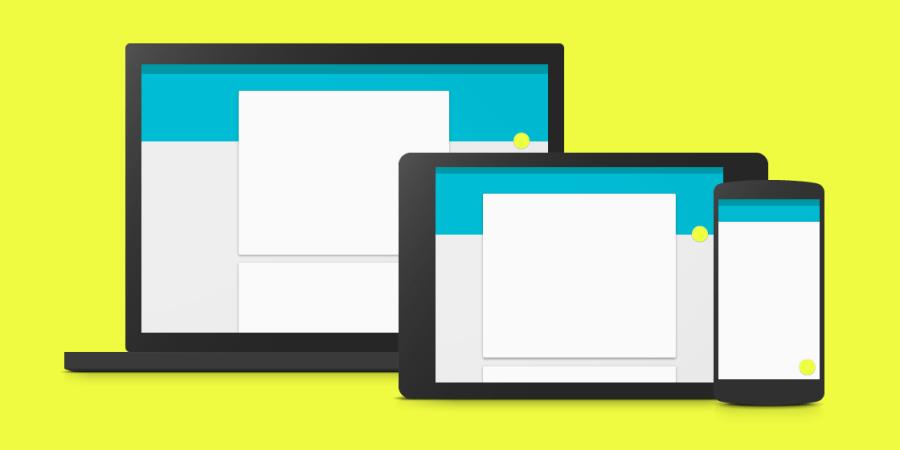 Material Design, Material Design wszędzie – Google aktualizuje prawie wszystkie swoje aplikacje