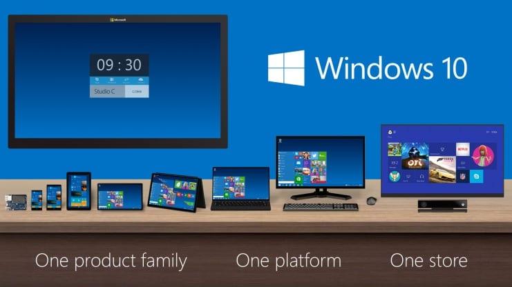 Oficjalnie: Windows 10 dla wszystkich telefonów z WP 8!