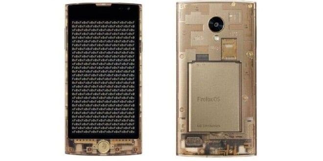KDDI Fx0 – nowy smartfon z dobrą specyfikacją i Firefox OS