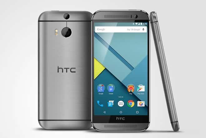 HTC One M8 otrzymuje aktualizację do Android 5.0 Lollipop