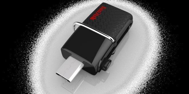[CES 2015] SanDisk Ultra Dual USB Drive 3.0 – pamięć stworzona z myślą o użytkownikach tabletów