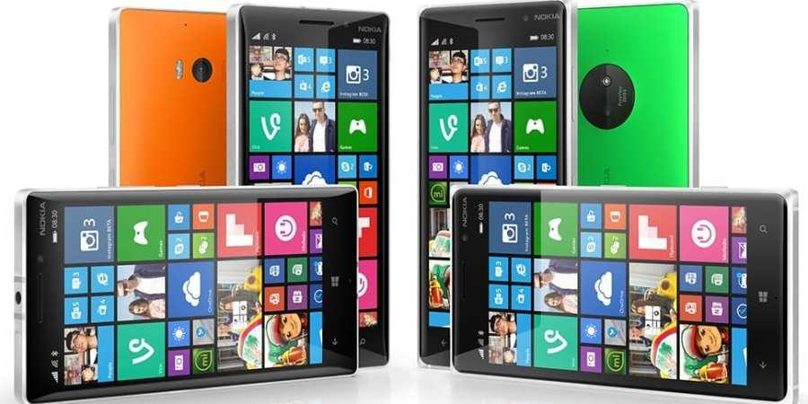 Dane statystyczne dotyczące sprzedaży smartfonów z Windows Phone