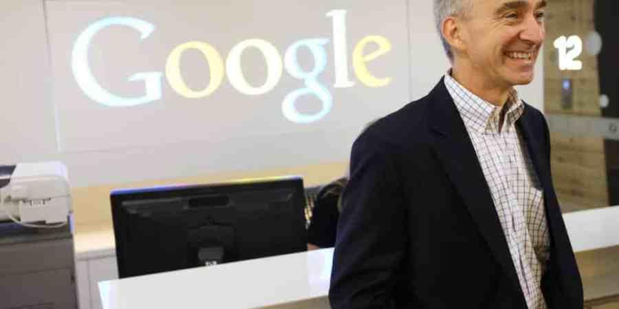 Szef działu finansowego Google złożył rezygnację