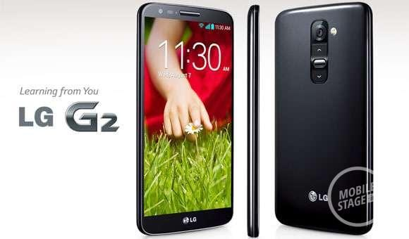 Android 5.0 także dla LG G2!