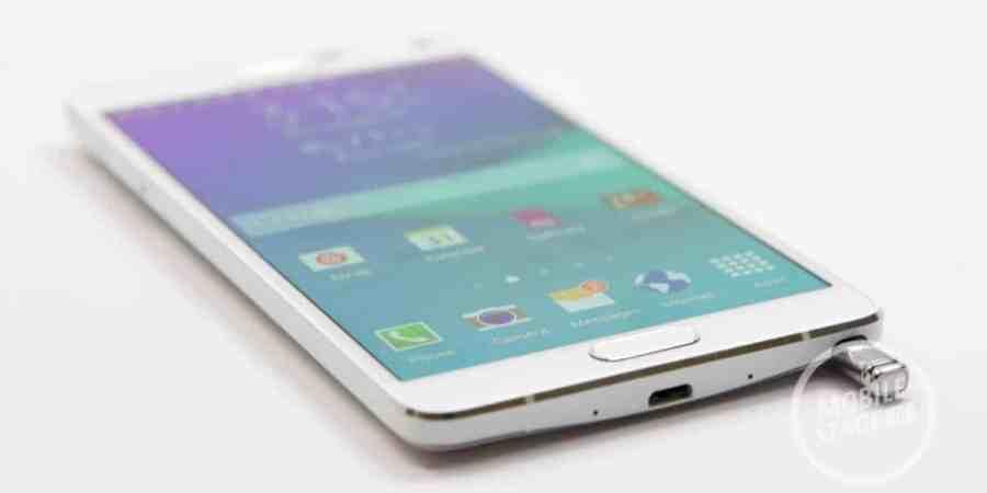 Samsung Galaxy Note 4 – Recenzja