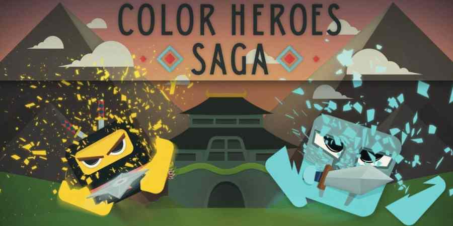 Color Heroes The Cube War – zbij klocki i wygraj pieniądze