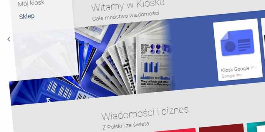 Kiosk Play w pełnej odsłonie debiutuje w Polsce