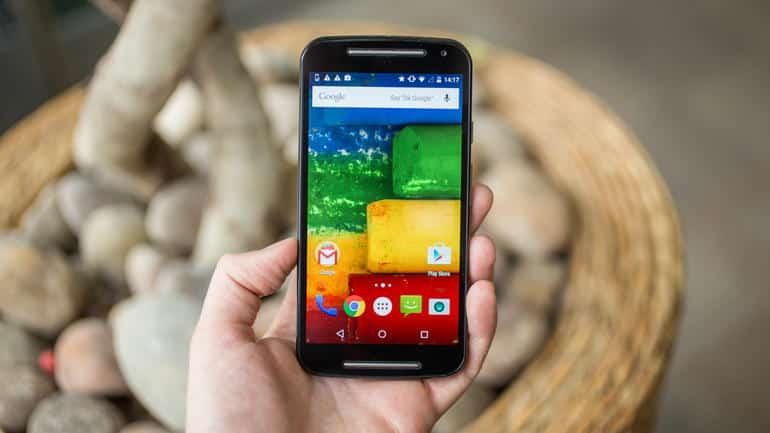 Motorola Moto G (2015) będzie odporna na wodę?