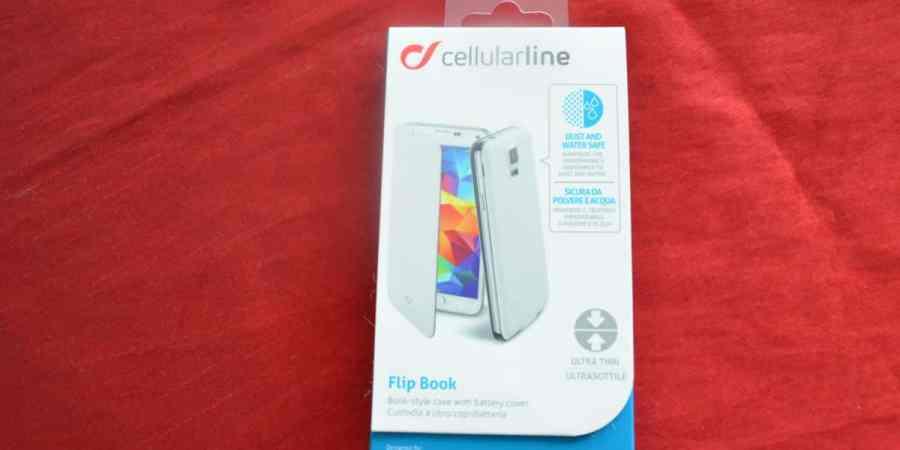 Cellular Line Flip Book dla Samsung Galaxy S5 – Recenzja