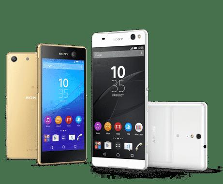 Sony wprowadza na rynek nowe smartfony – Sony Xperia M5, Sony Xperia C5 Ultra