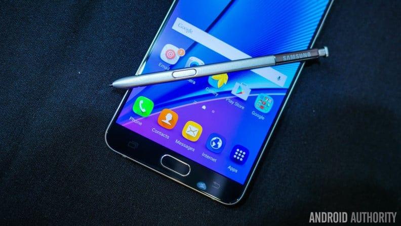 Galaxy Note 5 nie trafi do Polski?