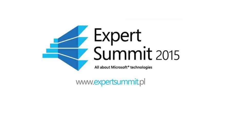 Microsoft Expert Summit | Lublin | 5 listopad 2015