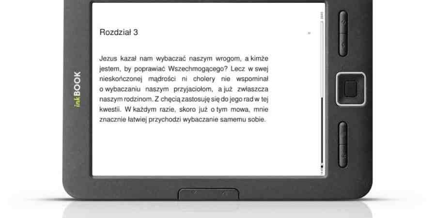 inkBOOK Classic: polski czytnik e-booków w przystępnej cenie