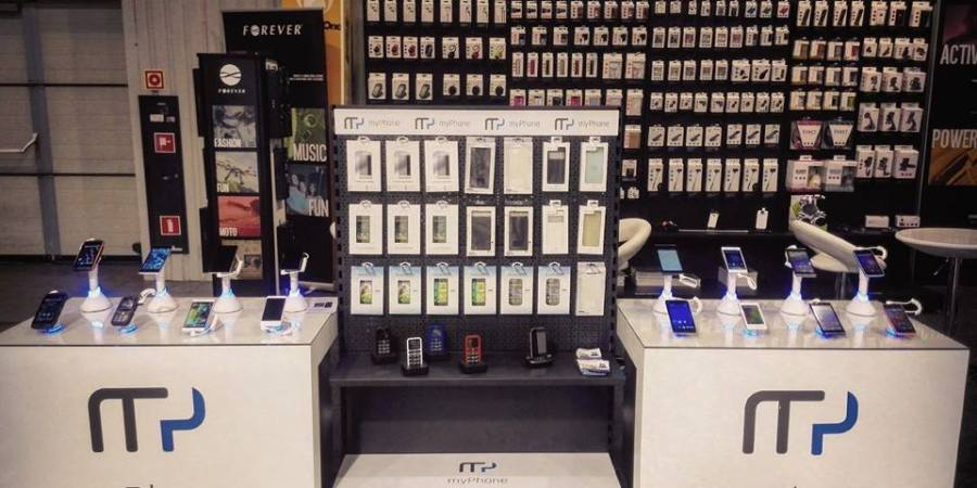 myPhone prezentuje Infinity II, Cube LTE, Venum i Artis