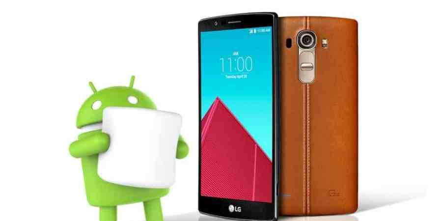 Lg G4 już w przyszłym tygodniu zostanie zaktualizowany do systemu Android 6.0