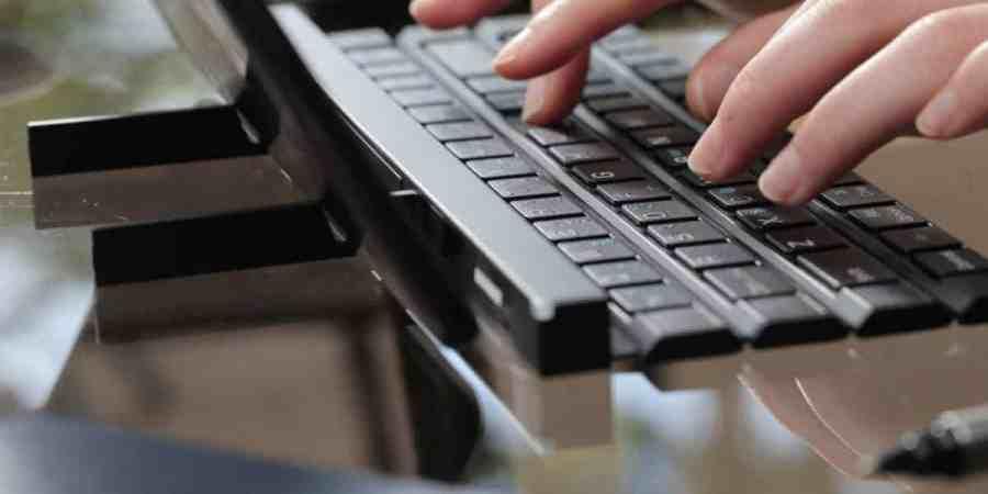 LG Rolly Keyboard już w Polsce