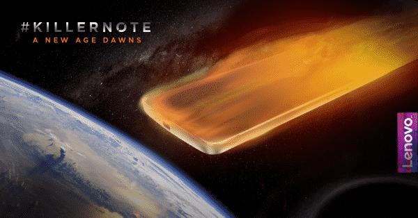 Lenovo K4 Note – Killer Note teaser