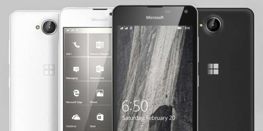 Lumia 650 opóźniona do połowy lutego
