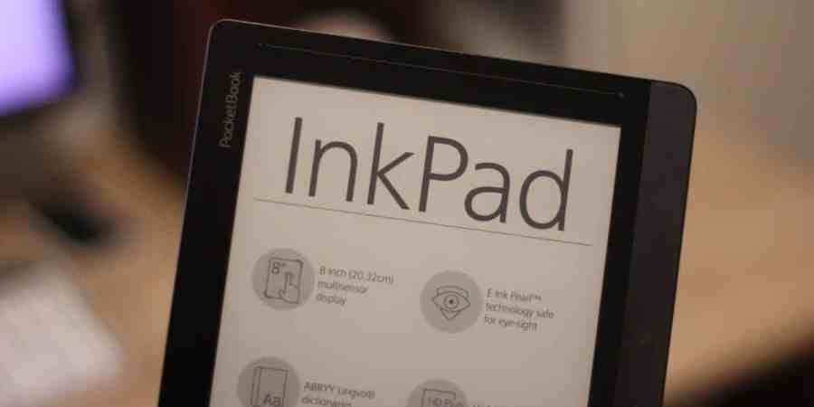 PocketBook InkPad – recenzja
