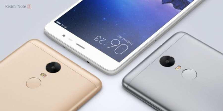 Xiaomi zapowiedziało Redmi Note 3 Pro