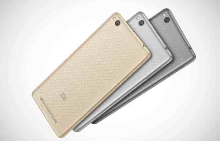 Xiaomi Redmi 3 otrzyma czytnik linii papilarnych