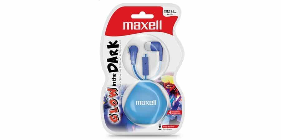 Maxell Glow In The Dark – świecące słuchawki dla nocnych biegaczy