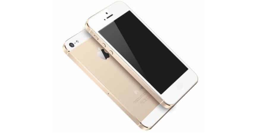 Złoty iPhone SE #1 w Chinach
