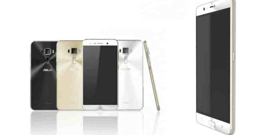 Asus ZenFone 3 Deluxe, Zenfone 3 Ultra – premiera, specyfikacja techniczna
