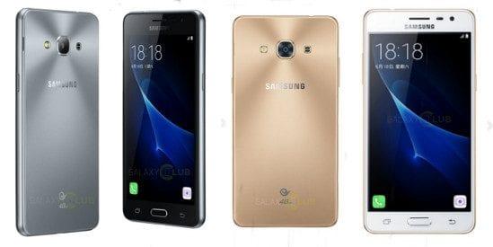 Samsung Galaxy J3 (2017) – specyfikacja techniczna