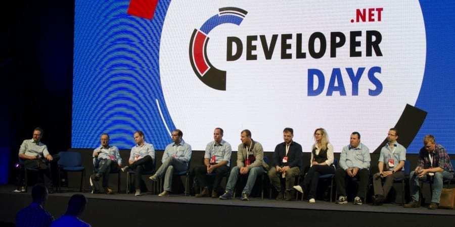 .NET DeveloperDays 2017 | Relacja