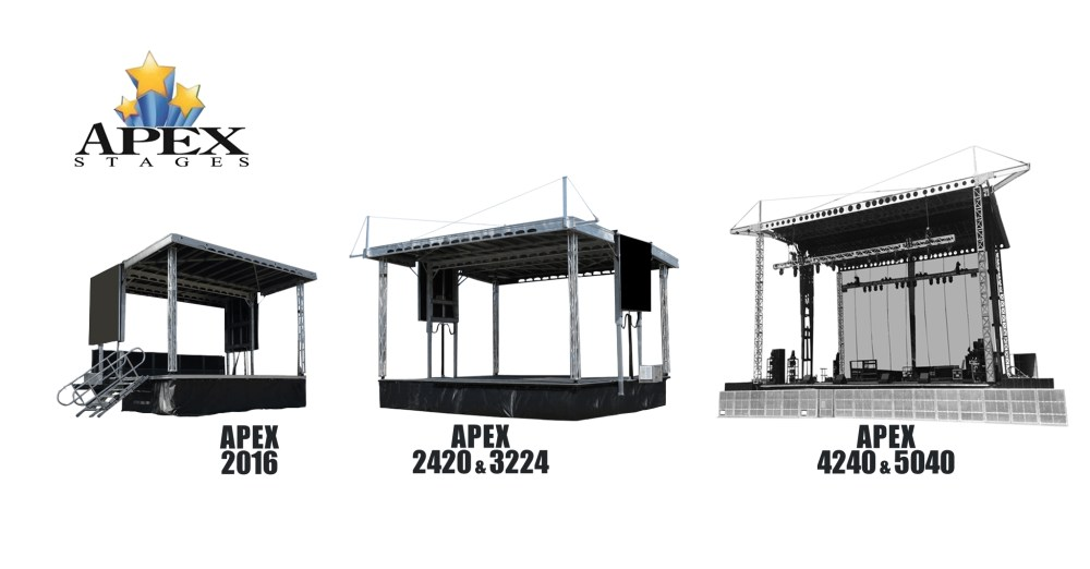 APEX 3 stages