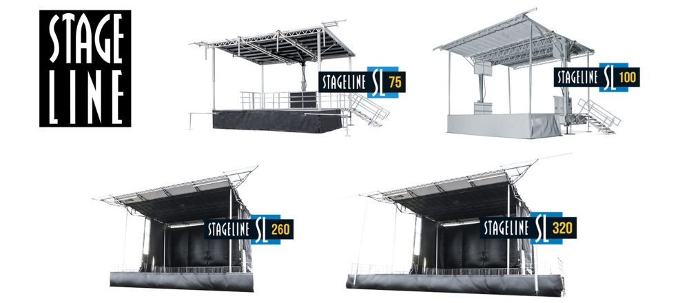 STAGELINE stages