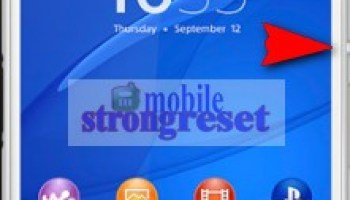 How To Hard Reset Sony Xperia E5 Mobile Strong Reset