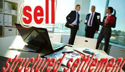 sell structured settlement