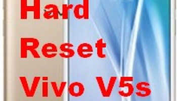 master format- Reset -Vivo V5s -Reset password -factory restore Solution