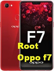 Root Oppo f7