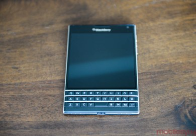 Blackberry Passport Review Mobilesyrup