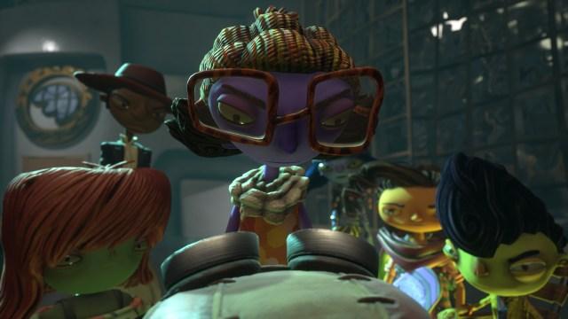 Psychonauts 2 characters