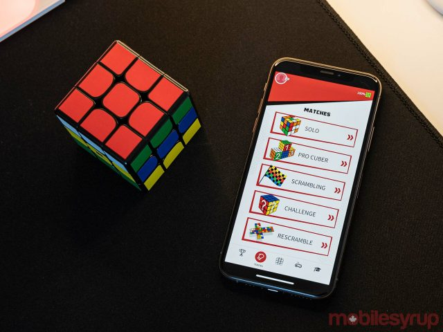 rubiks cube connected 05142021 app matches scaled