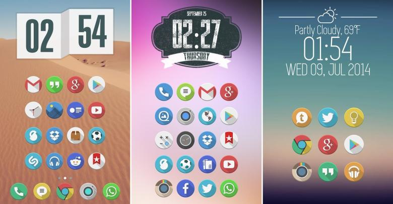 Beautify Your Android Phone With These Stunning Custom Icon Packs