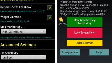 smartwake android, wake android without button