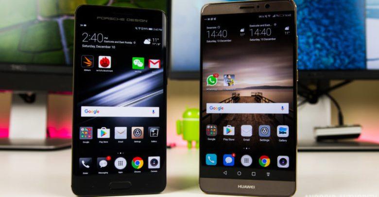 Huawei Mate 9 (MHA-L09) Stock Firmware/ROM Android 8 Oreo