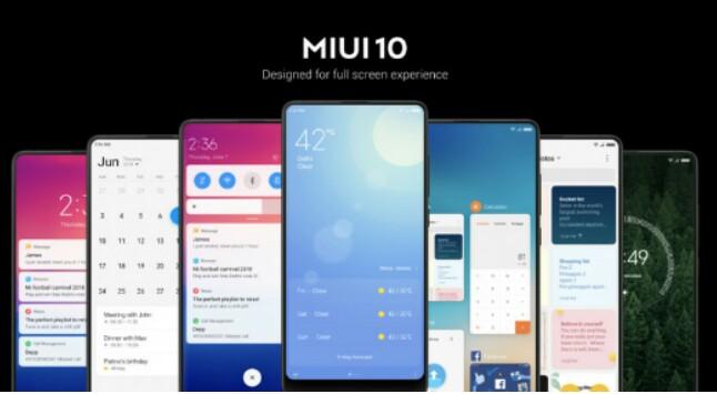 Fullblack Mm Miui 10 Theme Mobile Tech 360